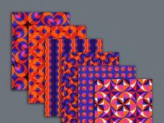 Pattern Postcards