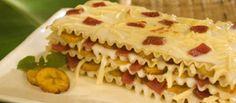 Click e anote esta deliciosa receita de lasanha doce.