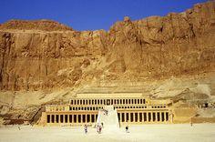 Temple of Hatshepsut, Luxor, Egypt