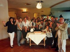 notizie lucane, basilicata news: Amarcord dei 50enni a Barile