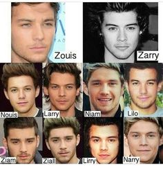 Lirry! I'M SCREAMING ! YO I would love to get some harry but now I wish that lirry was a thing!