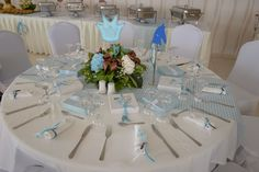 Christening decorations - Odyssey weddings and events