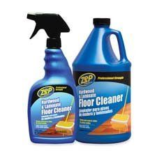 Superior Zep Inc. Products   Floor Cleaner Refill, F/ Hardwood And Laminate, 1