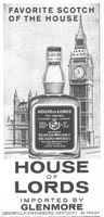 House Of Lords The Original Scotch 1962 Ad Picture