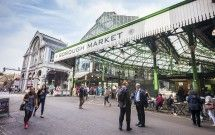 Go to Borough Market for a complete taste of London