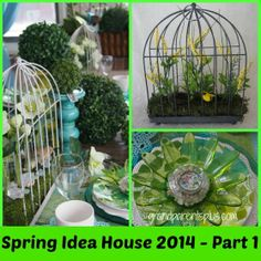 Idea House 2014 Tour -Part 1