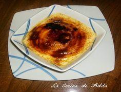 La Cocina de Adita: Crema catalana