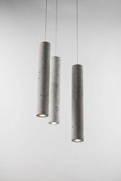 concrete spotlights//