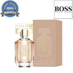 THE SCENT FOR HER by Hugo Boss 30ml EDP for Women Spray Brand New ORIGINAL