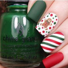 25 festive Christmas nail designs for a holiday party .- 25 festive Christmas nail designs to wear to a holiday party – # a # festive # nail designs # to carry # holiday party - Cute Christmas Nails, Xmas Nails, Diy Nails, Christmas Night, Christmas 2019, Matte Nails, Acrylic Nails, Christmas Ideas, Acrylic Art