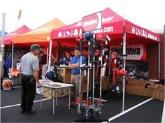#Shindaiwa Factory Rep was on-hand at the last #Gardenland sales event