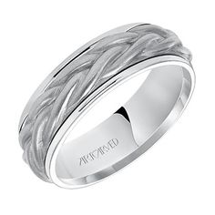 ArtCarved since With one of the largest selections of engagement rings and wedding bands, you'll find a ring that's as unique as you are. Available in platinum, palladium, and both and white and yellow gold. Wedding Bands For Him, Wedding Ring Bands, Unique Mens Rings, Beach Wedding Inspiration, Wedding Ideas, Proposal Ring, Nautical Jewelry, Platinum Jewelry, Bling