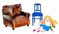 Kultakutri3 Chair, Furniture, Home Decor, Decoration Home, Room Decor, Home Furnishings, Stool, Home Interior Design, Chairs