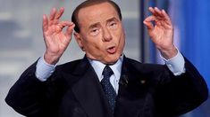 Italy's Berlusconi says he talked Bush, Putin into ending the Cold War - Business Insider Stock Market Quotes, Trump One, First Lady Melania, Vladimir Putin, Financial News, Cold War, Alter, Marketing, Bbc News