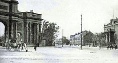 Entrance to Birkenhead Park. Local History, Family History, Liverpool Town, New Brighton, Old Photos, Past, Entrance, Nostalgia, Street View