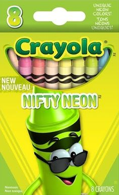 New for 2013 - The Crayola Tip Color Collection Set Easy Arts And Crafts, Arts And Crafts Supplies, Art Supplies, Color Pencil Picture, Teaching Art, Cool Items, Craft Items, School Supplies, Rainbow Colors