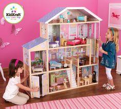 la casa de barbie en madera - Buscar con Google
