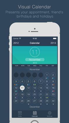 Calendate - Most Stylish Calendar 날씨와 일정을 함께 알려주는 어플 날씨 일정