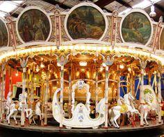Edwardian Carousel