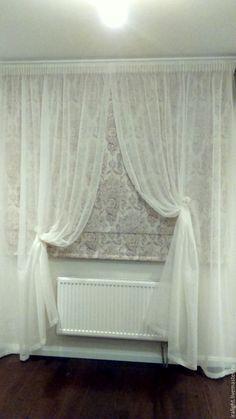Римская штора. Шторы в гостиную. Тюль. Шторы на заказ. Индивидуальный пошив штор. Дамаск. Классика. Итальянская ткань.