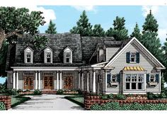 Brandywine - Home Plans and House Plans by Frank Betz Associates  #brandywine  #homeplans #frankbetz #floorplans #frenchcolonial