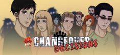 Changeover Decisions is a mixture of a visual novel, action platformer and choice matters game from KBH Soft  You awaken in a dark, damp hospital not knowing your name or how you got to be there. You hear someone screaming for help; do you know them, do they know you, do they have any answers to explain where you are and why you have no memory?