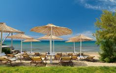 The beauty of Kavouri beach. is not too far away! Leading Hotels, Far Away, Athens, Palace, Greece, Patio, Luxury, Beach, Outdoor Decor