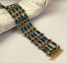 Egyptian Collars in Gold and S