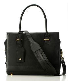 "Vegan Leather Womens Laptop Bag - ""New York"" Black Computer Bag / Women's Briefcase / Messenger Bag / Laptop Tote by GRACESHIP by GRACESHIP on Etsy https://www.etsy.com/listing/110518753/vegan-leather-womens-laptop-bag-new-york"