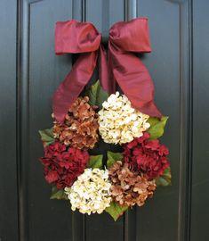 Fall Wreaths, Autumn Wreaths, WREATHS, Holiday Wreaths, Christmas Wreaths, Year Round Wreaths, Winter Wreaths, Front Door Wreaths, Christmas