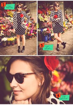 Under Stated is Overrated - Kate Spade | Polka Dots + Flower Power