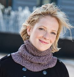 Eleanor cowl free pattern.  Saw a sample at a store and grabbed yarns right away.
