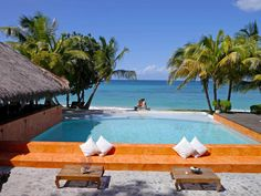 A little outside the more popular destinations, these new or newly improved resorts in the Caribbean and Latin America can provide privacy, beauty and a sense of discovery.