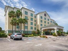 Tavares (FL) Best Western Plus Lake County Inn and Suites United States, North America Best Western Plus Lake County Inn and Suites is perfectly located for both business and leisure guests in Tavares (FL). The hotel offers guests a range of services and amenities designed to provide comfort and convenience. 24-hour front desk, facilities for disabled guests, Wi-Fi in public areas, car park, meeting facilities are just some of the facilities on offer. Each guestroom is elegant...