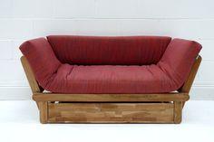 Oak Twingle Sofa Bed