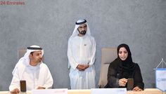 Sheikh Mohammed attends signing of agreement to safeguard Dubai's Digital Wealth