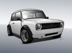 mini clubman by ~hugosilva on deviantART