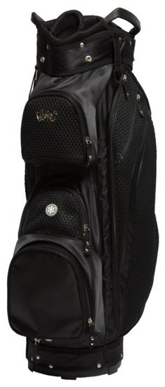 Love Golf Bags? Here's our  Black Mesh CGlove It Ladies 14-Way Golf Cart Bag! Find plenty of Golf Essentials here at #lorisgolfshoppe