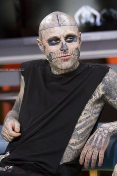 rick genest gay or straight