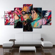 Naruto Canvas Prints, Sasuke, Naruto, Sakura    1 to 5 Pieces Anime Canvas     #naruto #canvas #print #painting #framed #home #decor #wall #anime #merchandise #merch  #hinata #products #sasuke #sakura     https://www.animeprinthouse.com/collections/anime-canvas-art-print-anime-canvas-paint-home-decor/products/naruto-canvas-prints-sasuke-naruto-sakura-anime-canvas?variant=5681287954461