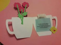 Grandma And Grandpa, Mom And Dad, Diy And Crafts, Place Card Holders, Baby Shower, School, Cards, Handmade, Gifts