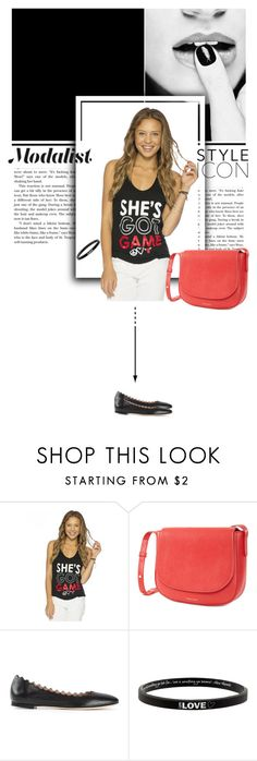 """She's Got Style"" by modalist ❤ liked on Polyvore featuring Chloé"
