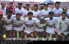 SPFC - Campeão Paulista 1991