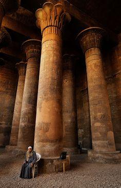 ~Temple of Khnum, Neith and Nebtuu'u, ESNA, Egypt~