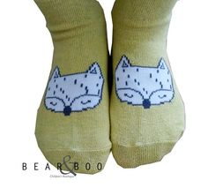 Cutest little critters to keep cute little toes warm!