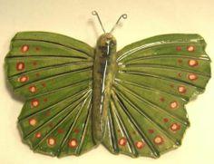 Schmetterling aus Keramik http://www.ebay.at/itm/Schmetterling-aus-Keramik-/171254518289?pt=Skulpturen&hash=item27df909211