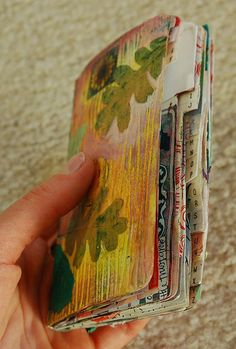 Art Journal: June by 2littlewings, via Flickr