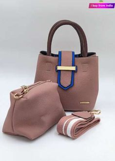 Handbags Online   Buy Handbags for women Discount   i Buy From India Branded Handbags Online, Beautiful Handbags, Designer Handbags, Leather Handbags, Women Accessories, Baby Shoes, India, Pink, Fashion