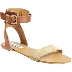 Steve Madden Sunkiss ($70) ❤ liked on Polyvore