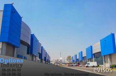 Bodega en renta Cuautitlán  Conjunto bodegas industriales en renta, con espa ..  http://cuautitlan.evisos.com.mx/bodega-en-renta-cuautitlan-id-604518